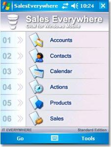 Sales Everywhere CRM - 2.5.3